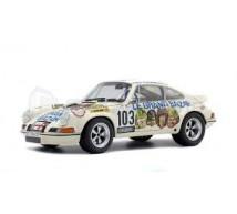 Solido - Porsche 911 RSR 73 Le Grand Bazar
