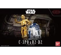 Bandai - C3PO & R2D2 kits (0223297)