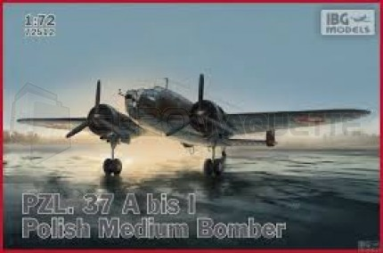 Ibg - PZL 37 A Bis I