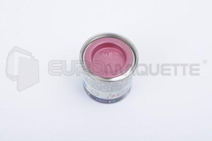 Humbrol - rouge couchant metal 51