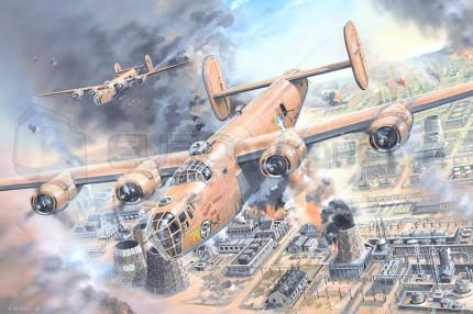 Hobby boss - B-24D Liberator
