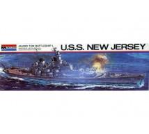 Monogram - USS New Jersey (40cm)