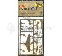 Afv club - P-40E 1/144