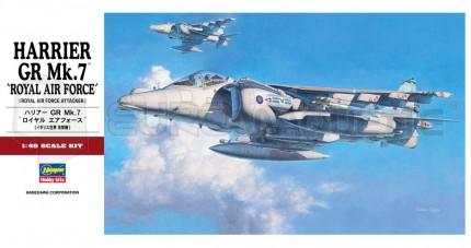 Hasegawa - Harrier Gr Mk-7 RAF