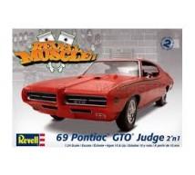 Revell - Pontiac GTO 69