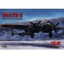 Icm - Do-17 Z-2 Finnish bomber