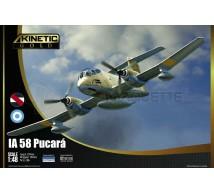 Kinetic - IA-58 Pucara
