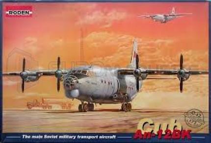 Roden - Antonov AN-12 Cub