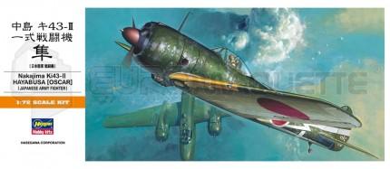 Hasegawa - Ki-43 Oscar