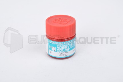 Gunze Sangyo - Rouge Mat H13 (pot 10ml)