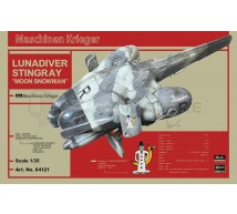 Hasegawa - MK Lunadiver Stingray Moon Snowman