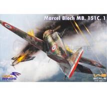 Dora wings - Bloch MB 151 C1