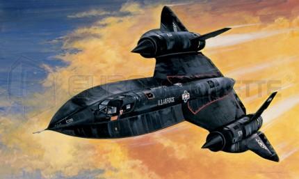 Italeri - SR-71 Blackbird