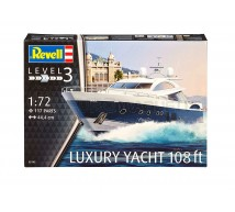 Revell - Luxury Yacht Predator 108ft
