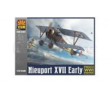 Copper state models - Nieuport XVII early