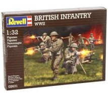 Revell - British Infantry WWII