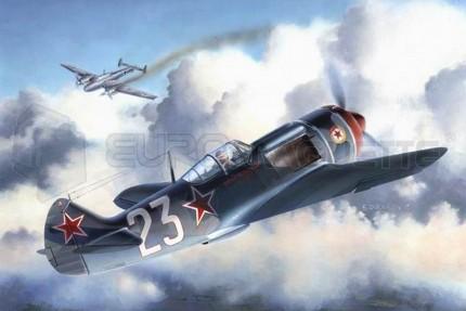 Eduard - Lavochkin La-7 (3 guns)