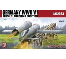 Model collect - V1 missile
