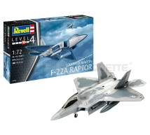 Revell - F-22A Raptor