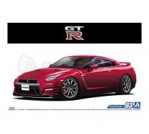 Aoshima - Nissan GT-R Pure Edition