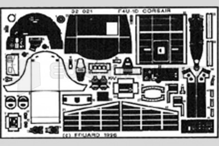 Eduard - F4U-1 Corsair (revell)