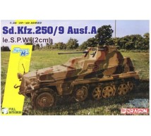 Dragon - SdKfz 250/9 ausf A