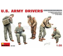 Miniart - US Army Drivers
