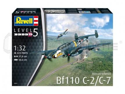 Revell - Bf-110 C-2/7