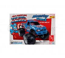Amt - Monster truck Captain America