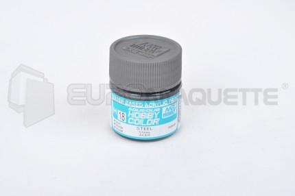 Gunze Sangyo - Acier H18 (pot 10ml)