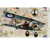 A Model - Nieuport 16c RAF