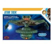 Polar lights - Klingon cruiser I.K.S AMAR