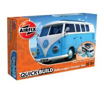 Airfix - Combi camper van lego