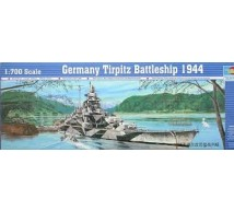 Trumpeter - Tirpitz