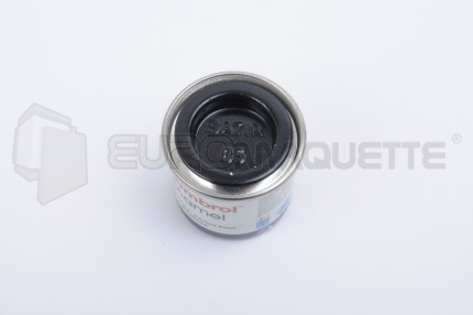 Humbrol - noir anthracite satin 85