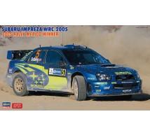 Hasegawa - Subaru WRC 2005 Rally Mexico Winner (LE)