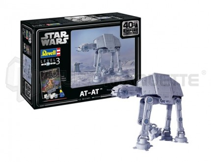 Revell - Coffret AT-AT 40th Anniversary