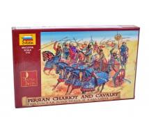 Zvezda - cavalerie perse & chars