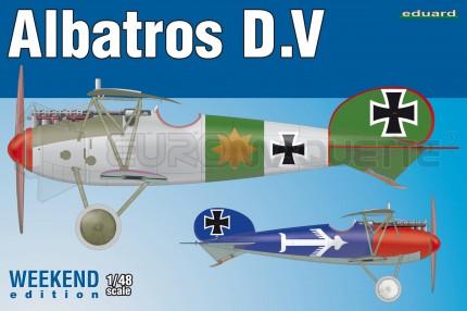 Eduard - Albatros D.V