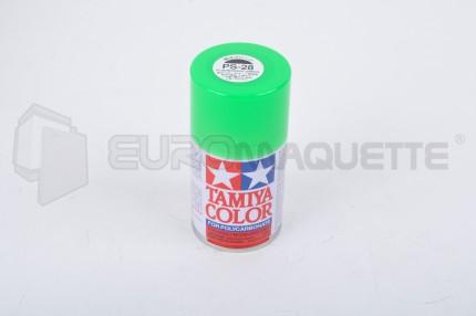 Tamiya - Vert Fluo MS-11 (bombe 90ml)