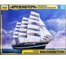 Zvezda - Kruzenshtern