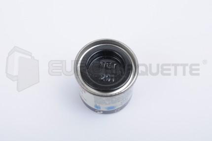 Humbrol - noir metallique 201