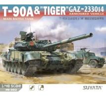 Suyata - Combo T-90 & Gaz-233014 Tiger