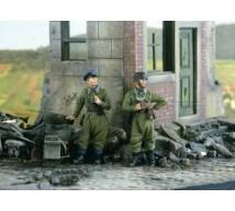 Verlinden - Motards Allemands WWII