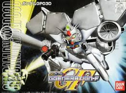Bandai - SD Gundam RX-78GP03D