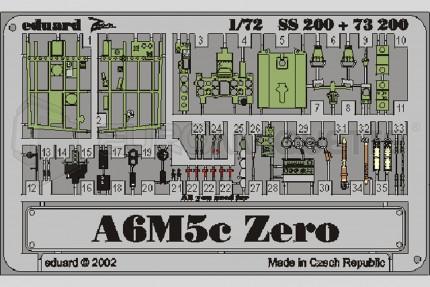 Eduard - A6M5c Zero  (hasegawa)