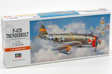 Hasegawa - P-47D Thunderbolt Razorb.