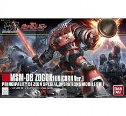 Bandai - HG MSM-08 Zogok (5057984)