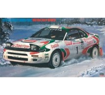 Hasegawa - Toyota Celica RAC Rally winner 1993