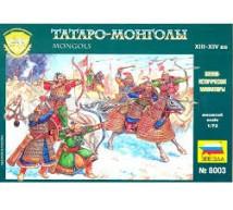 Zvezda - cavaliers mongols